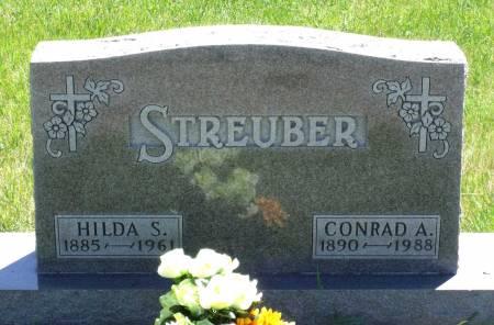 STREUBER, HILDA S. - Hamilton County, Iowa | HILDA S. STREUBER