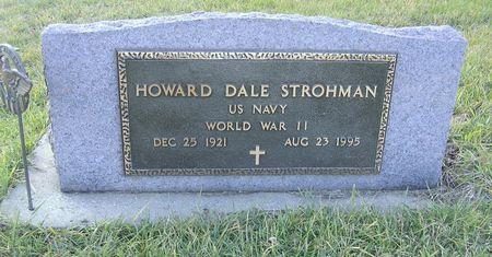 STROHMAN, HOWARD DALE - Hamilton County, Iowa   HOWARD DALE STROHMAN