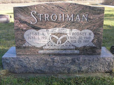 STROHMAN, RODNEY M. - Hamilton County, Iowa | RODNEY M. STROHMAN