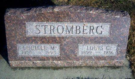 STROMBERG, LUCILLE M. - Hamilton County, Iowa | LUCILLE M. STROMBERG