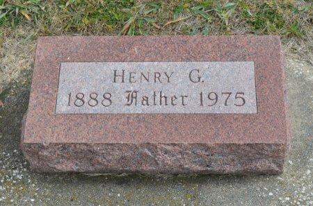 STROMERT, HENRY G. - Hamilton County, Iowa   HENRY G. STROMERT
