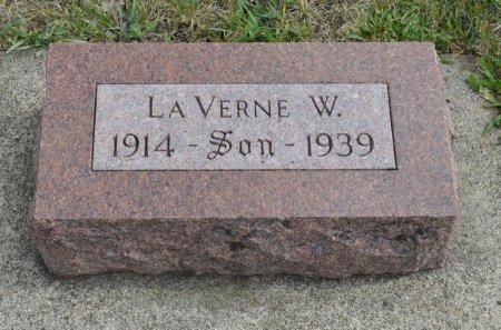 STROMERT, LAVERNE W. - Hamilton County, Iowa | LAVERNE W. STROMERT