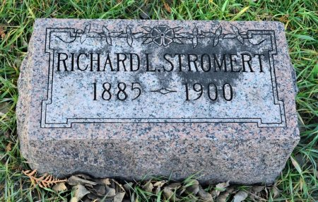 STROMERT, RICHARD L. - Hamilton County, Iowa   RICHARD L. STROMERT