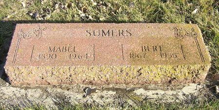 SUMERS, BERT - Hamilton County, Iowa | BERT SUMERS