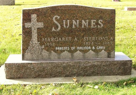 SUNNES, STERLING A. - Hamilton County, Iowa   STERLING A. SUNNES
