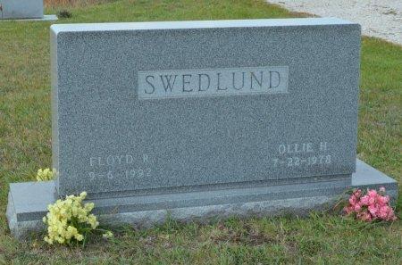 SWEDLUND, OLLIE H. - Hamilton County, Iowa | OLLIE H. SWEDLUND