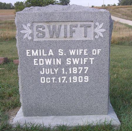VIKINGSTAD SWIFT, EMILA S. - Hamilton County, Iowa | EMILA S. VIKINGSTAD SWIFT
