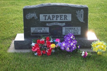 TAPPER, DONNA L. - Hamilton County, Iowa | DONNA L. TAPPER