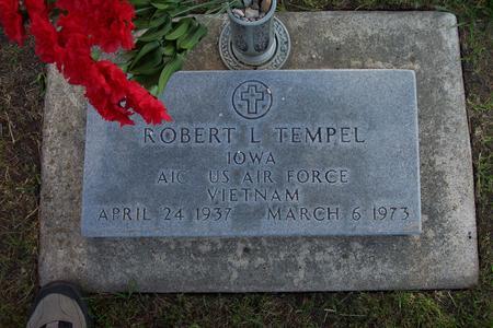 TEMPEL, ROBERT L. - Hamilton County, Iowa   ROBERT L. TEMPEL