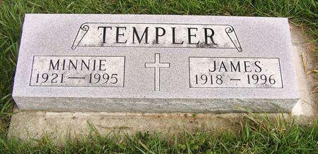 KOOP TEMPLER, MINNIE - Hamilton County, Iowa | MINNIE KOOP TEMPLER