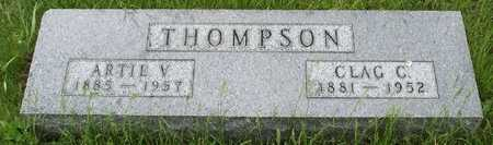 THOMPSON, CLAG C. - Hamilton County, Iowa | CLAG C. THOMPSON