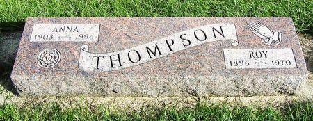 THOMPSON, ANNA - Hamilton County, Iowa | ANNA THOMPSON