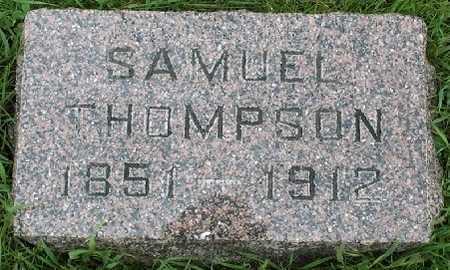 THOMPSON, SAMUEL  - Hamilton County, Iowa | SAMUEL  THOMPSON