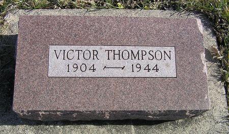 THOMPSON, VICTOR - Hamilton County, Iowa | VICTOR THOMPSON