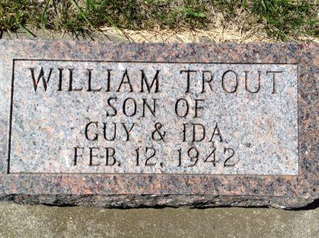 TROUT, WILLIAM - Hamilton County, Iowa | WILLIAM TROUT