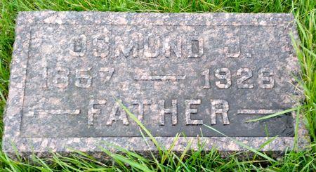 TYLER, OSMUND JOHN - Hamilton County, Iowa   OSMUND JOHN TYLER