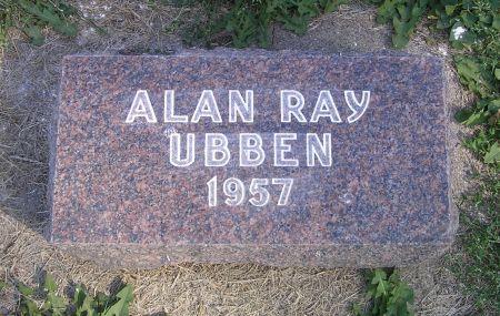 UBBEN, ALAN RAY - Hamilton County, Iowa | ALAN RAY UBBEN