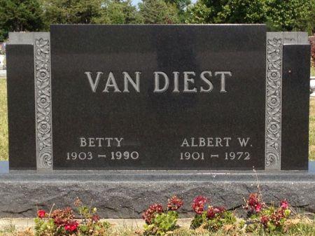 VAN DIEST, BETTY - Hamilton County, Iowa | BETTY VAN DIEST
