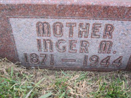 VEKRE, INGER M. - Hamilton County, Iowa | INGER M. VEKRE