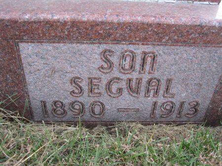 VEKRE, SEGVAL - Hamilton County, Iowa | SEGVAL VEKRE