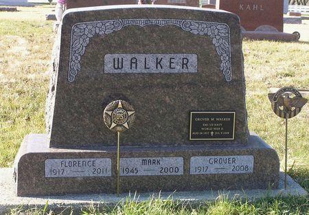 WALKER, MARK E. - Hamilton County, Iowa | MARK E. WALKER