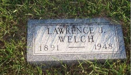 WELCH, LAWRENCE J. - Hamilton County, Iowa | LAWRENCE J. WELCH