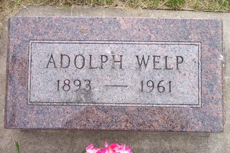WELP, ADOLPH - Hamilton County, Iowa | ADOLPH WELP