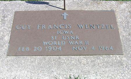WENTZEL, GUY FRANCIS - Hamilton County, Iowa | GUY FRANCIS WENTZEL