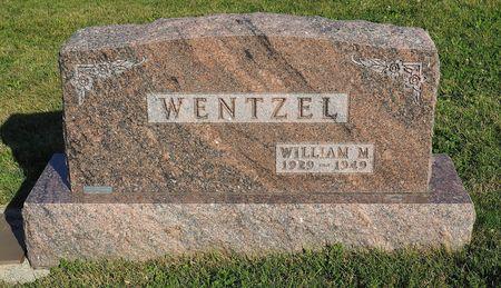 WENTZEL, WILLIAM M. - Hamilton County, Iowa | WILLIAM M. WENTZEL