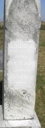 WESTBERG, LOUIS A. - Hamilton County, Iowa   LOUIS A. WESTBERG
