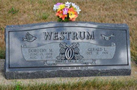 GILL WESTRUM, DOROTHY M. - Hamilton County, Iowa   DOROTHY M. GILL WESTRUM
