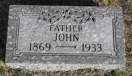 WHALEN, JOHN - Hamilton County, Iowa | JOHN WHALEN