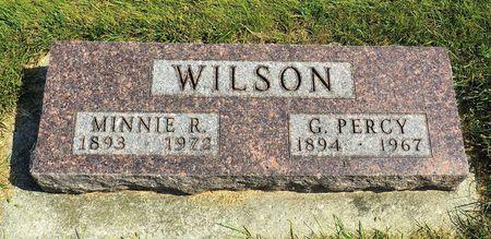 WILSON, MINNIE R. - Hamilton County, Iowa | MINNIE R. WILSON