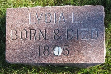 WOOD, LYDIA L. - Hamilton County, Iowa | LYDIA L. WOOD