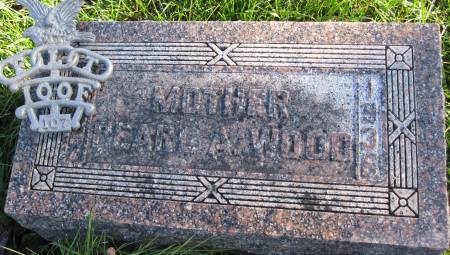 WOOD, PEARL A. - Hamilton County, Iowa | PEARL A. WOOD