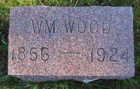 WOOD, WM. - Hamilton County, Iowa   WM. WOOD