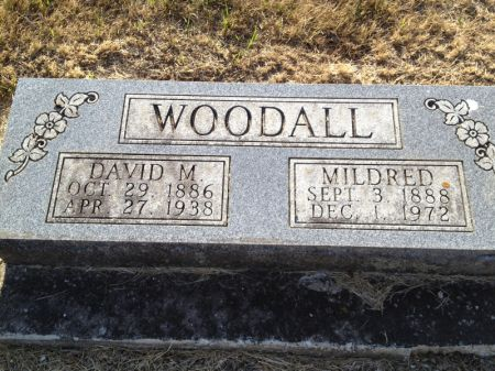 WOODALL, DAVID M. - Hamilton County, Iowa   DAVID M. WOODALL
