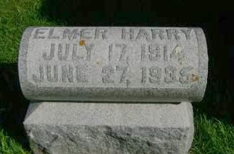 ANDERSON, ELMER H - Hancock County, Iowa   ELMER H ANDERSON