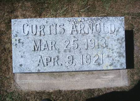 ARNOLD, CURTIS - Hancock County, Iowa | CURTIS ARNOLD