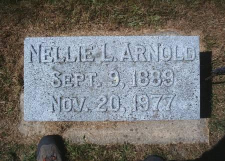 LAU ARNOLD, NELLIE - Hancock County, Iowa | NELLIE LAU ARNOLD