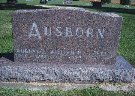AUSBORN, WILLIAM H - Hancock County, Iowa | WILLIAM H AUSBORN