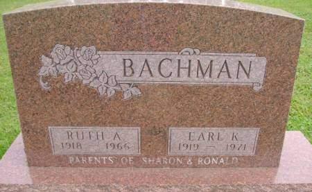 BACHMAN, RUTH A - Hancock County, Iowa | RUTH A BACHMAN