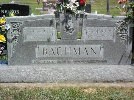 BACHMAN, RAYMOND M - Hancock County, Iowa | RAYMOND M BACHMAN