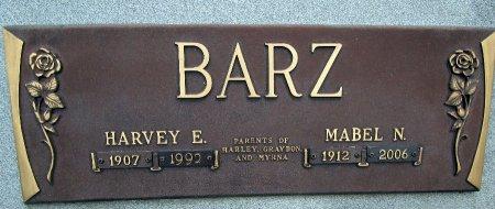 BARZ, MABEL N - Hancock County, Iowa | MABEL N BARZ
