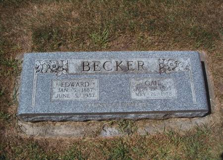 BUSS BECKER, GAIL - Hancock County, Iowa | GAIL BUSS BECKER