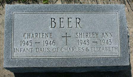 BEER, CHARLENE - Hancock County, Iowa | CHARLENE BEER