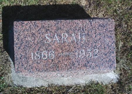 HARTFELDER BEHRINGER, SARAH - Hancock County, Iowa | SARAH HARTFELDER BEHRINGER
