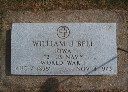 BELL, WILLIAM J - Hancock County, Iowa | WILLIAM J BELL