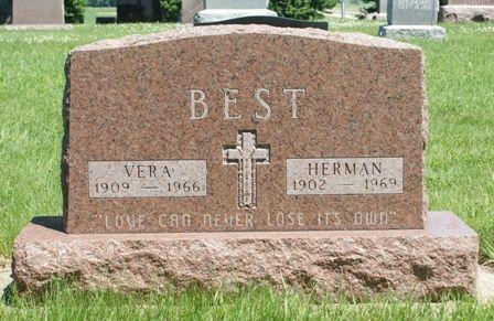 BEST, HERMAN - Hancock County, Iowa | HERMAN BEST