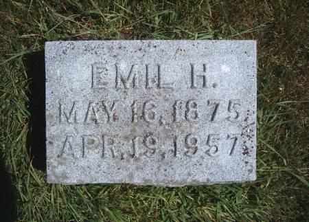 BETTIN, EMIL H - Hancock County, Iowa | EMIL H BETTIN